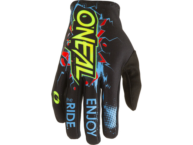 O'Neal Matrix Gloves Villain Kinder black
